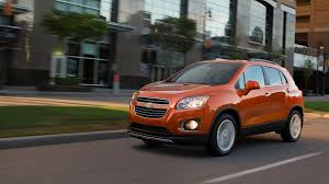 The 2015 Chevrolet Trax Trims And Features