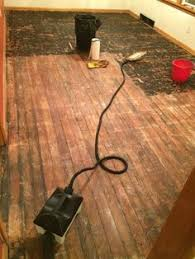 Superior Removing Old Tar Paper And Glue From Hardwood. Found Under Old Linoleum.  The Only