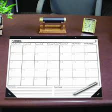 desk pad calendar on desk. Interesting Pad Artistic 50020 17 In Desk Pad Calendar On O