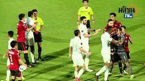 Chang FA CUP 2016 (รอบ 16 ) SCG เมืองทอง ยูไนเต็ด VS บุรีรัมย์ บูไนเน็ต 3-1  03-08-59 LOGO มติชน - YouTube