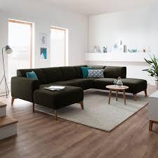 Wohnlandschaft Bora Ii Webstoff Products Sofa Couch Und