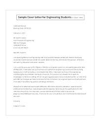Sample Cover Letter Internship Sample Cover Letter Engineering Sample Professional Resume