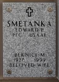 Bernice Mueller Smetanka (1927-1999) - Find A Grave Memorial