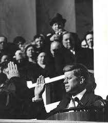 jfk years in office. JFK Takes The Oath Of Office - January 21, 1961. Jfk Years In