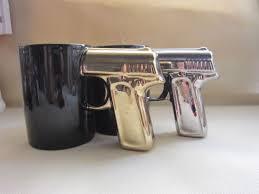 Ucec gun mug black coffee mug, ceramic mugs used for coffee, tea, amazing gift for men. Handmade Ceramic Gun Handle Coffee Mug Custom Shape Mug China Color Changing Mug And Changing Color Mug Price Made In China Com