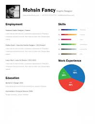 Resume Template One Page Resume Template Free Download One Page