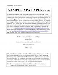 Apa Essays Examples 9 Reference Essay Examples Pdf Examples