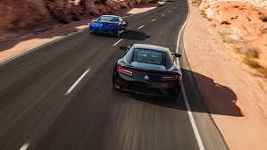 acura nsx the inspiration