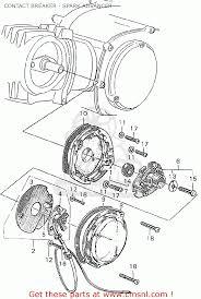 Enchanting breaker box parts model electrical diagram ideas honda c90 england contact breaker spark advancer bigma000127e12