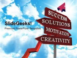 Motivation Templates Business Motivation Powerpoint Templates Slides And Graphics