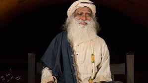 the other side of the mirror new year discourse by sadhguru