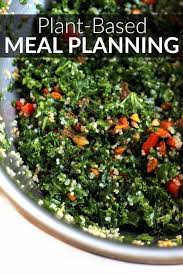 Planned Meals For A Week Easy Plant Based Meal Planning Hummusapien