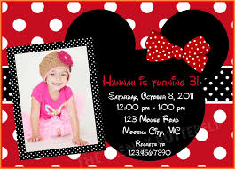 Free Minnie Mouse Birthday Invitations 5 Free Minnie Mouse Invitation Template Andrew Gunsberg