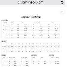 Club Monaco Side Leather Pants