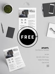 Free Anam Resume Template My Group Board Graphic Design Resume