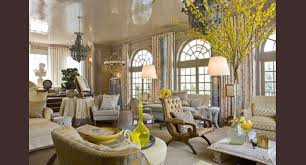 The renowned interior designer Barry Dixon had lived as a child in exotic  countries - Korea.