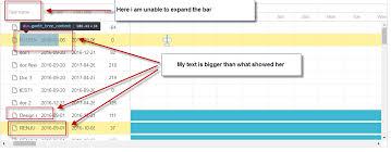 Gantt Chart Css Problem Gantt Dhtmlx