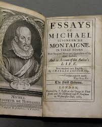 best montaigne images books writers and literature french renaissance writer michel de montaigne celebrated as the father of modern skepticism pioneered the essay as a literary genre and penned some of the