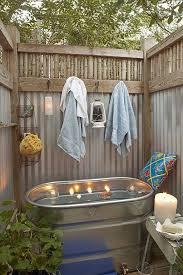 Outdoor Bathroom Rental Model