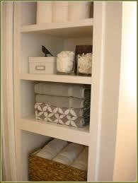 Hall Linen Closet Ideas  Home Design