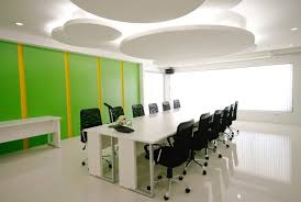 Office Conference Room Design Simple Conference Room In Office With Modern Decoration