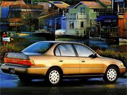Automotive History: 1992-1998 Toyota Corolla Ceres/Sprinter Marino ...