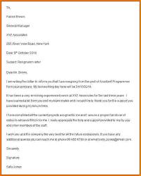 formal 2 week notice letter resignation formal resignation letter with 2 weeks notice