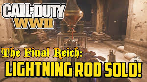 Central Lighting Rod Solo Lightning Rod Step Guide The Final Reich