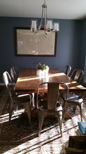 blue dining room color ideas. Dining Room Paint Color Ideas Sherwin Williams Inspirational Grey Blue Farmhouse Table