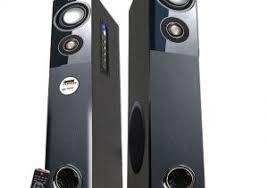 bluetooth floor standing speakers zebronics zeb bt7500rucf floorstanding speakers black
