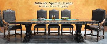 custom spanish style furniture. Custom-dining-room-tables-inspirational-spanish-style-furniture- Custom Spanish Style Furniture I