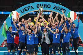 تتويج منتخب إيطاليا بلقب يورو 2020.. فيديو وصور - اليوم السابع