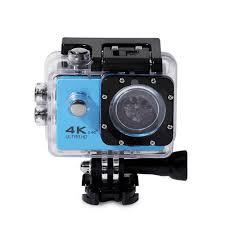 4K Thể Thao Hành Động Camera Video Wifi Chống Nước Ultra HD Giám Sát Bơi Dưới  Nước Điều Khiển từ xa|Camera giám sát