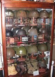 Military Helmet Display Stand