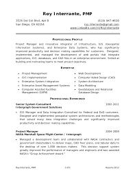 Roy Interrante, PMP3526 Del Sol Blvd, Apt B (619) 947-4638San Project  Manager ...