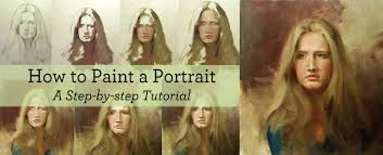 this free tutorial for portrait painting
