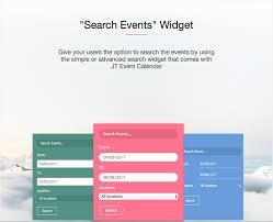 event calendar jt event calendar by jsquarethemes codecanyon