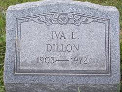 Iva Morris Dillon (1899-1972) - Find A Grave Memorial