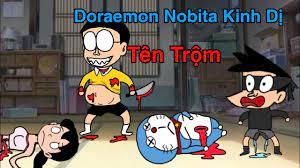 Tên Trộm | Kinh Dị Doraemon Nobita