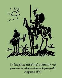 Quotes About Quixote 40 Quotes Simple Don Quixote Quotes