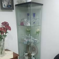 photo glass display cabinet led lighting