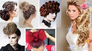 تسريحات شعر رائعة يومية و للمناسبات بسيطة ومبتكرة