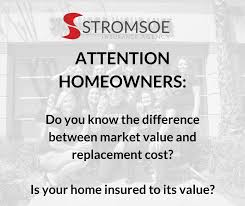 How the 80% rule works for home insurance. Is Your Home Insured To Its True Value Stromsoe Insurance Agency