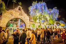 Festival Of Lights Irvine Festival Of Lights Orange County Register