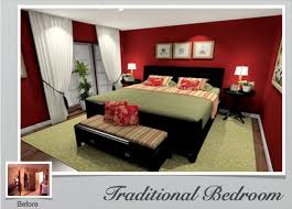 Marvelous Green And Brown Bedroom   Gallery Of Inspirational Decorating Pictures And  3D Rooms   Decorate .