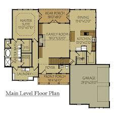 craftsman floor plans. Fancy Plush Design 10 Craftsman House Plans Open Floor Plan Style Home