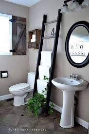 Contemporary awesome small bathroom decor