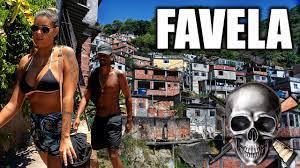 Brezilya'nın EN TEHLİKELİ FAVELA'sına Girdim!! 🇧🇷~341 - YouTube
