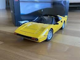Ferrari 308 Gts Gelb 1 18 Hot Wheels Elite Eur 150 00 Picclick De