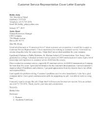 Patient Service Representative Cover Letter Pohlazeniduse